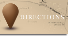 Capella's Salon & Spa Mt. Juliet Directions